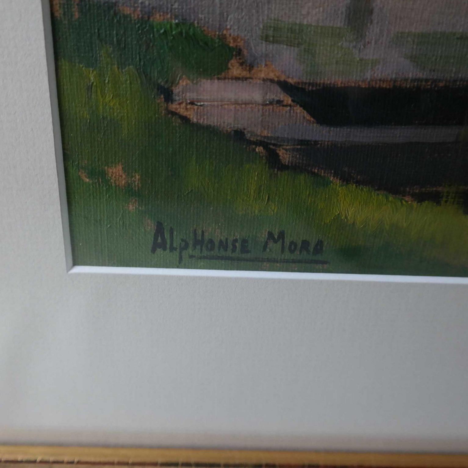 Alphonse Mora (1891-1977)