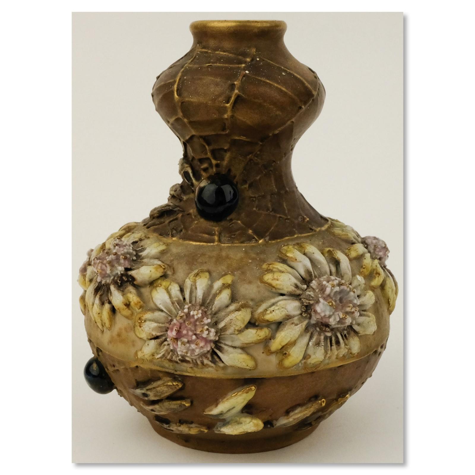 Amphora Austria – Art nouveau vaasje