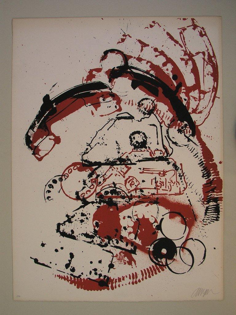 Armand Fernandez (Arman) (1928-2005)