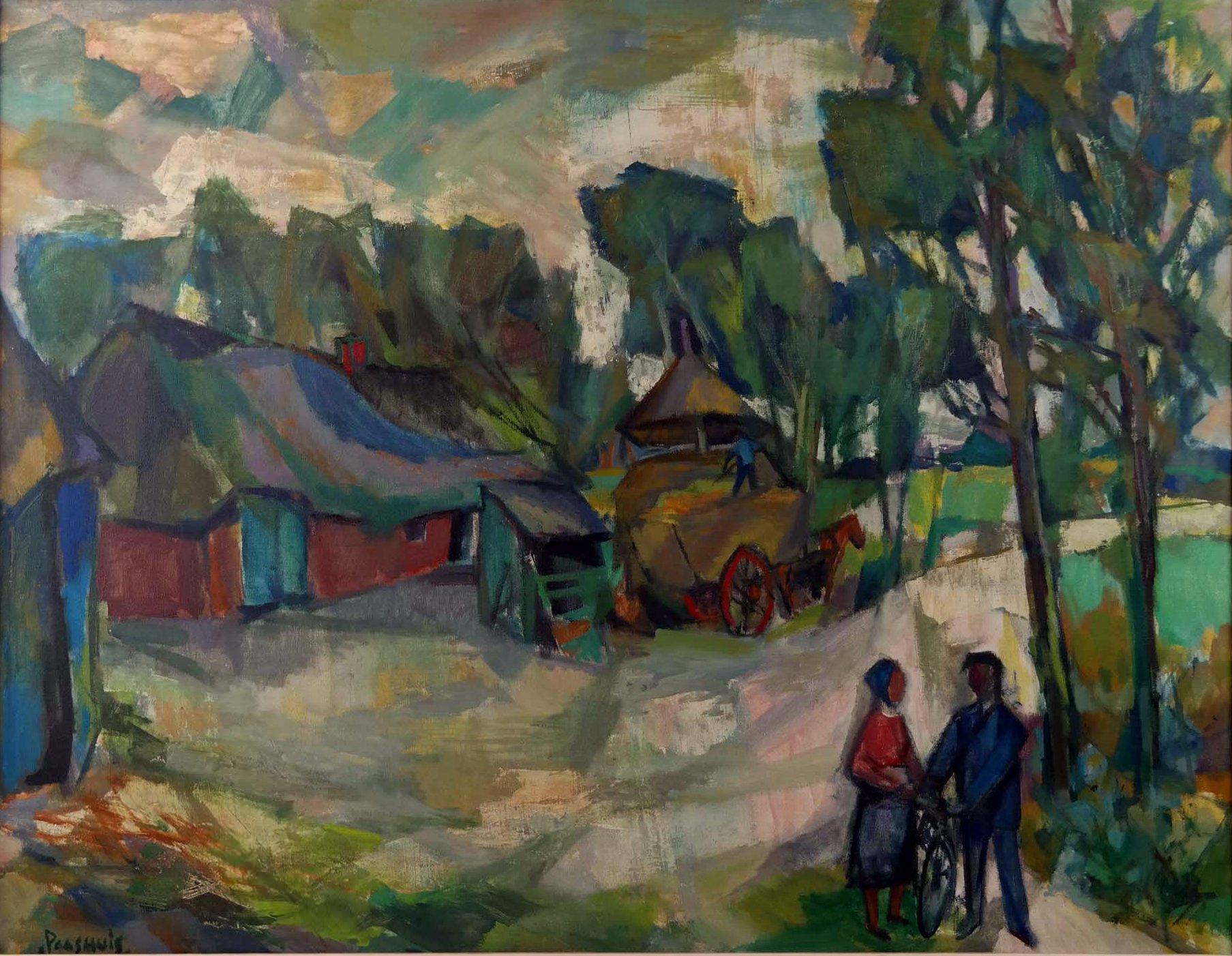 Arnoud Paashuis (1912-1974)
