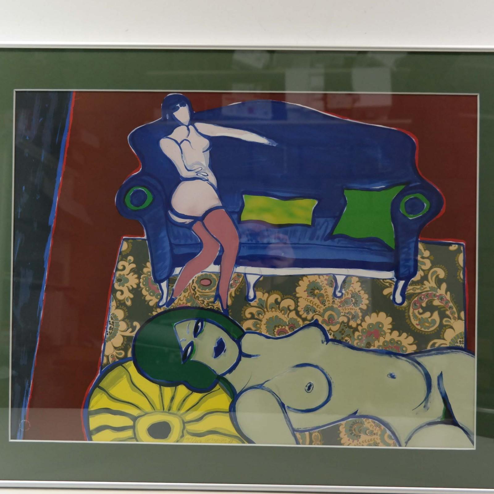 Corneille (1922-2010) - New York Rooms 2