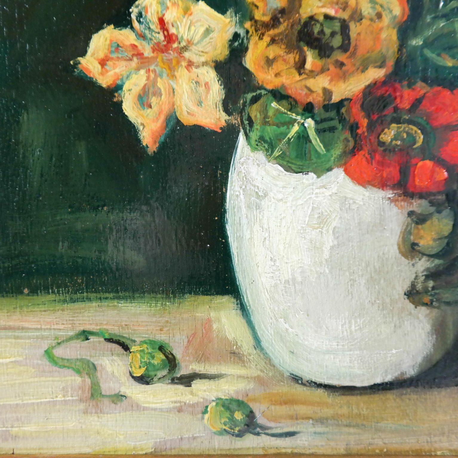 Dirk Filarski (1885-1964) - Bloemstilleven
