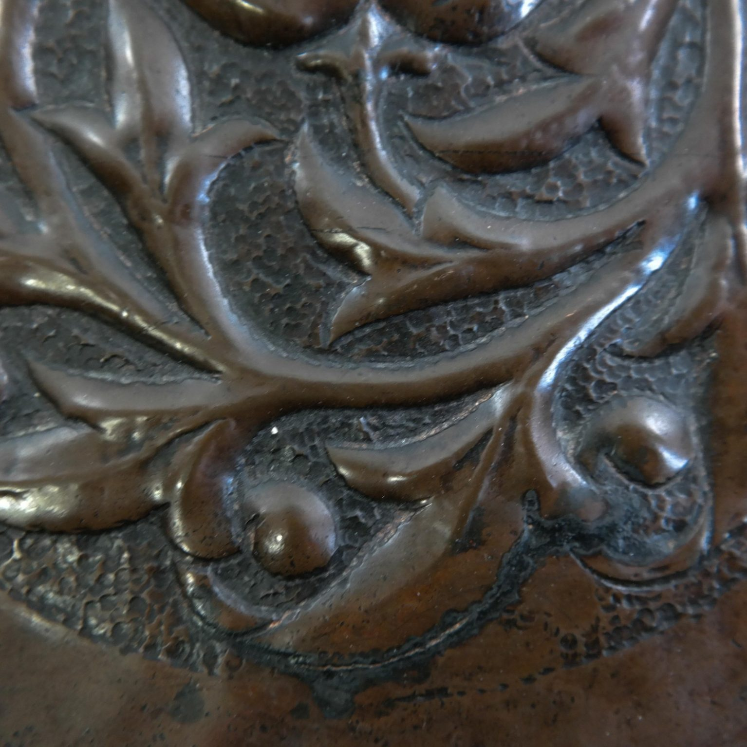 Doopschotel, offerrandeschotel uit de 17e eeuw