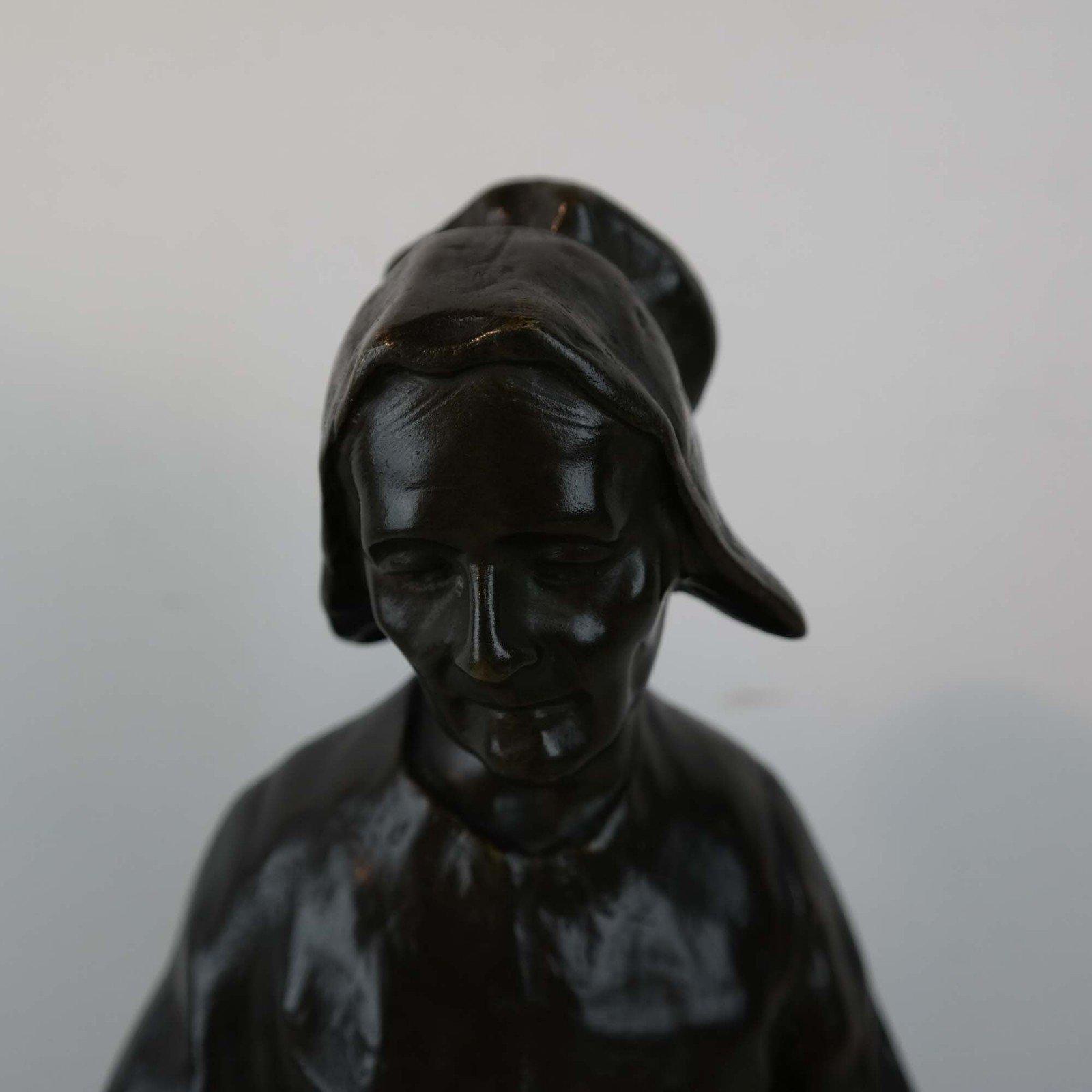Godefroid Devreese (1861-1941) -La vieille