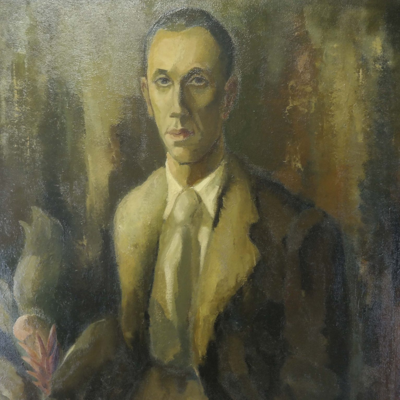 Guillaume Marie Edmond Bellefroid (1893-1971) - Portret