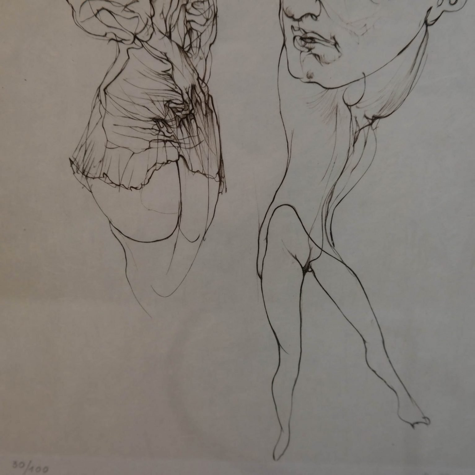 Hans Bellmer (1902-1975) - De man met de pet