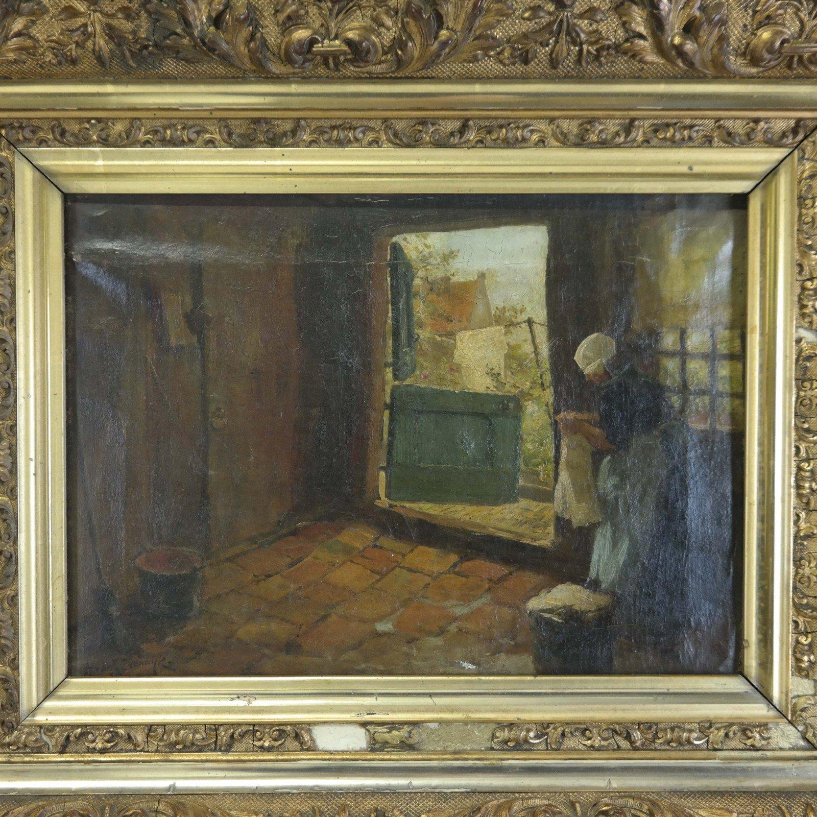 Hendrik van Steenwijk (1864-1937)