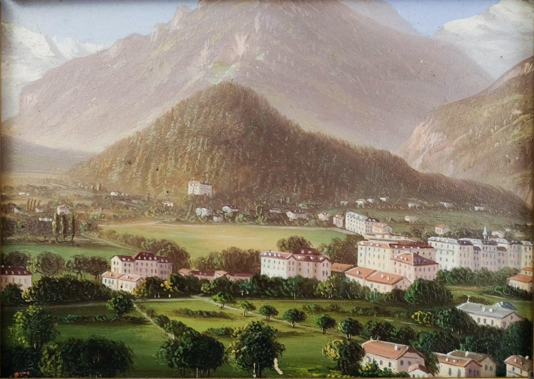 Hubert Sattler - Louis Ritschard (1817-1904) - Interlaken