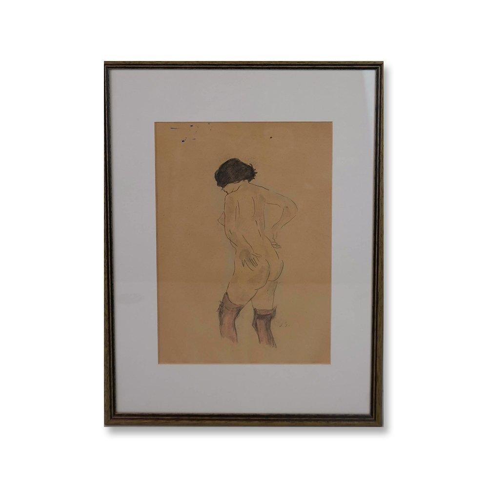Jan Sluijters (1881-1957) - Naakt