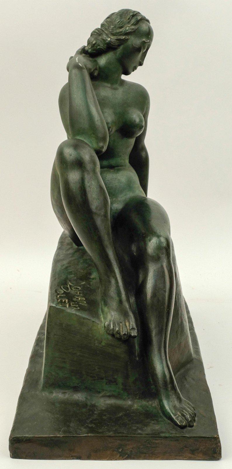 Johan Polet (1894-1971) - Naakt