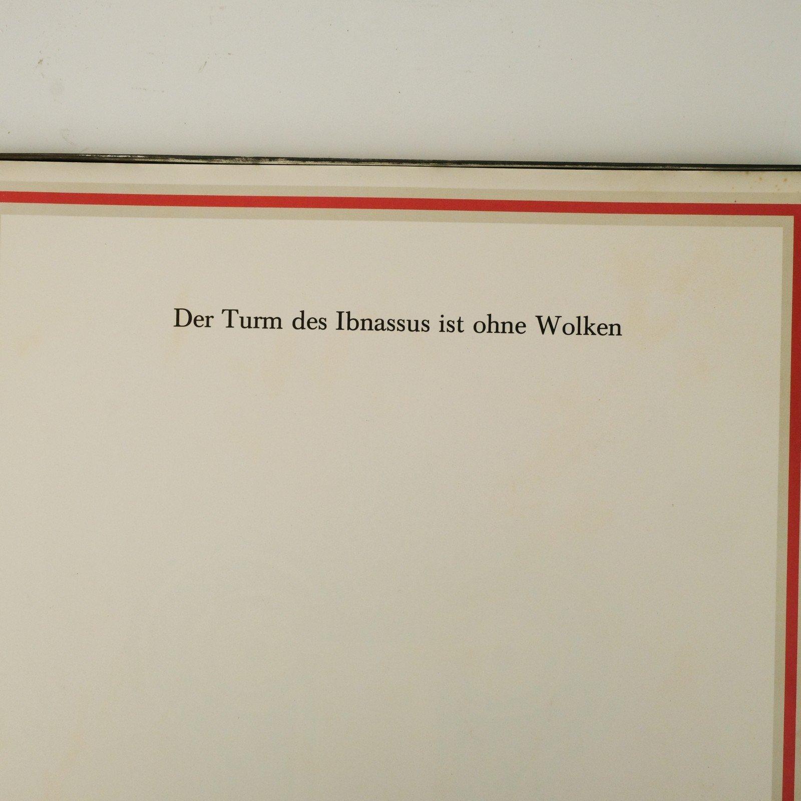 Jörg Remé (1941) - Der Turm des Ibnassus ist ohne Wolken