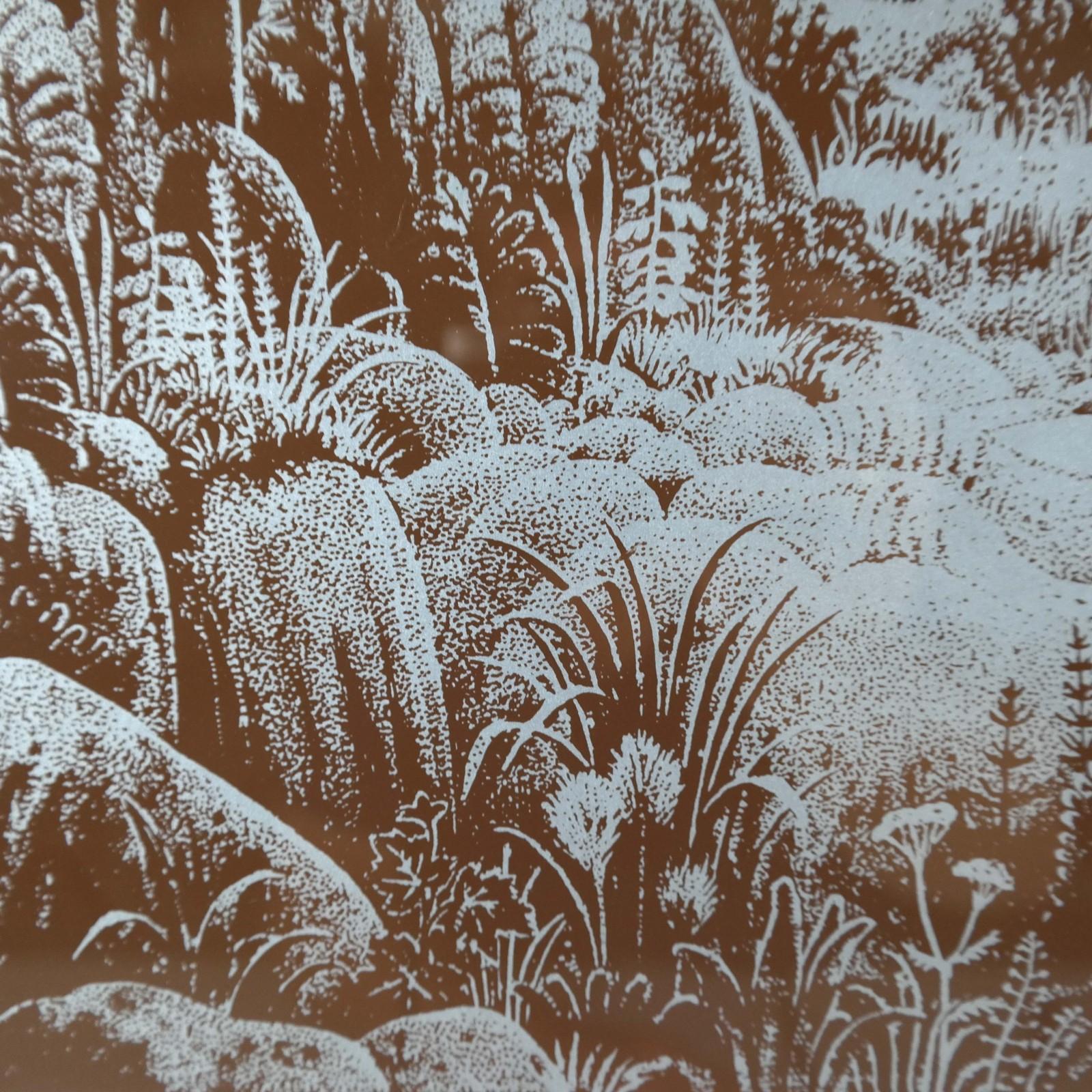 Jos Muris (1936-1984) – Grot in zomerlandschap