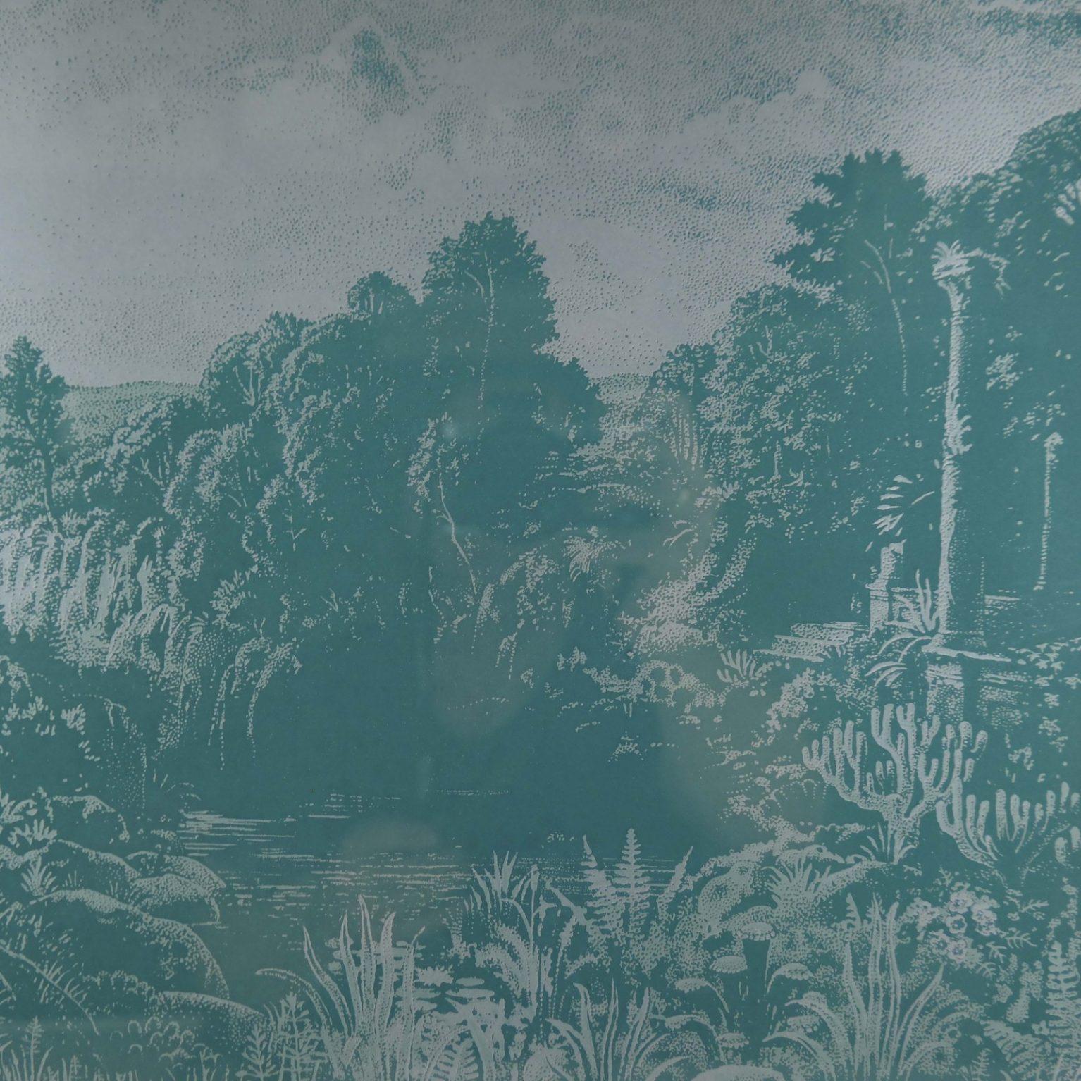 Jos Muris (1936-1984) – Romantisch landschap