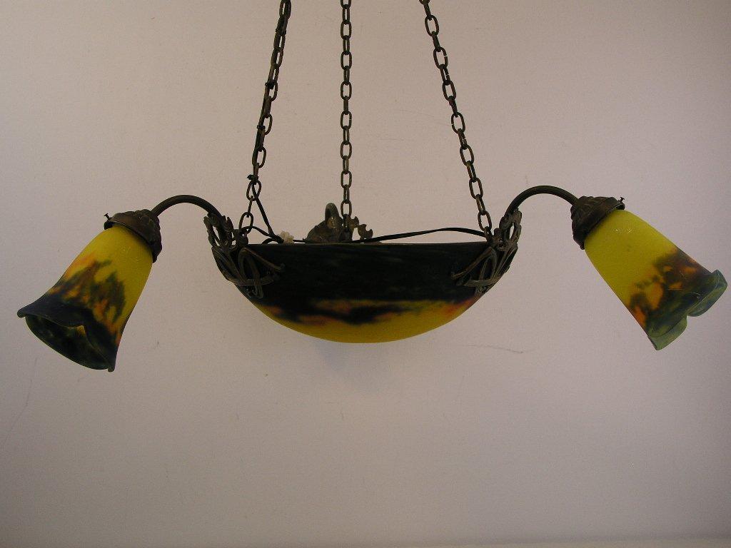 Muller Frères Luneville hanglamp