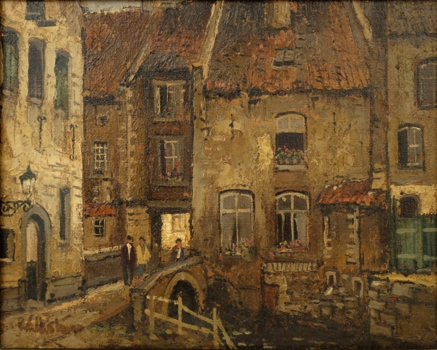 Pie Wilhelmus (1878-1961) - Sint Pieterstraat Maastricht