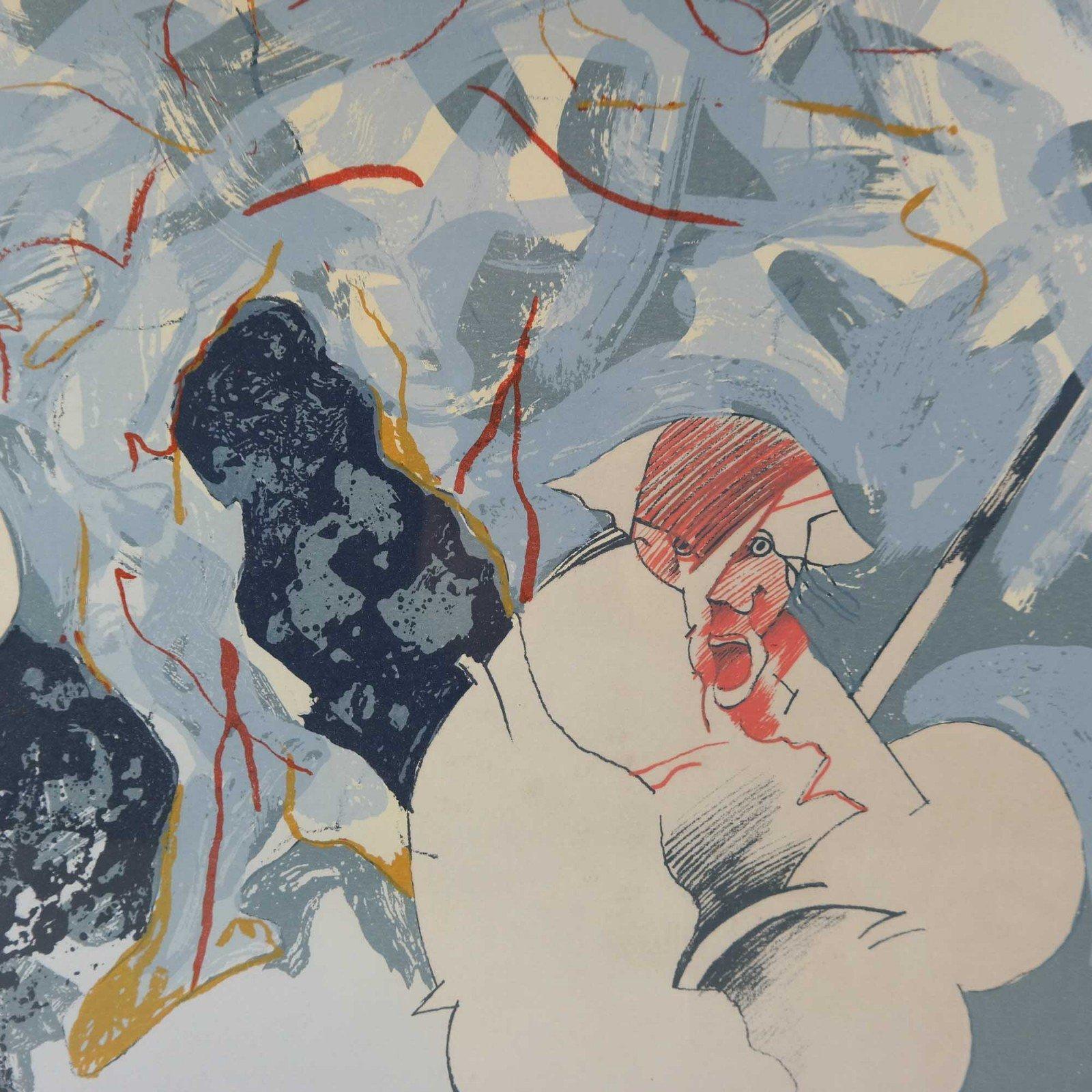Pierre van Soest (1930-2001) - De Dulle Griet