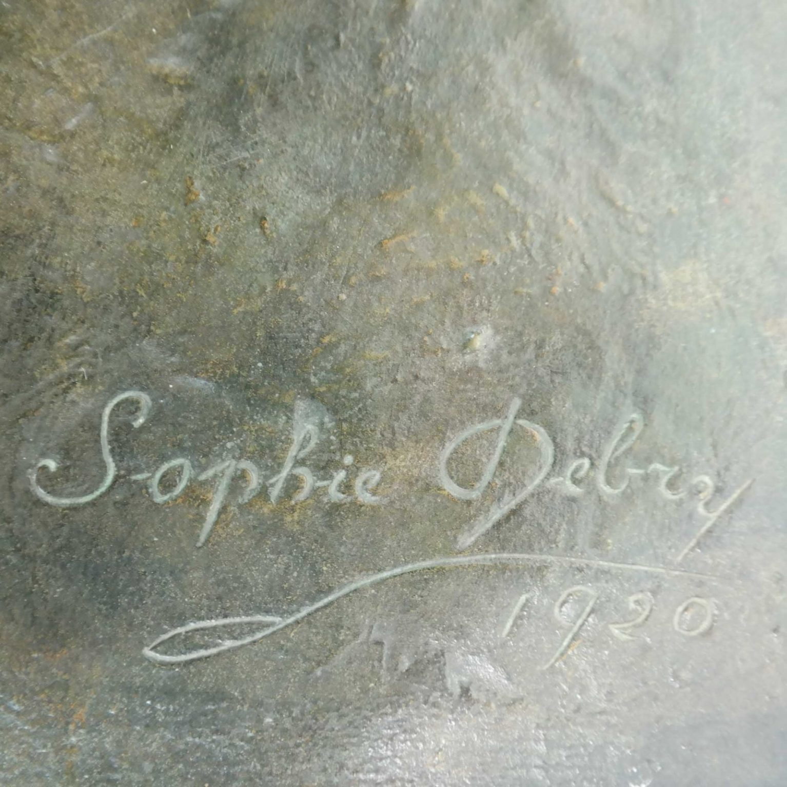 Sophie-Victoire Debry