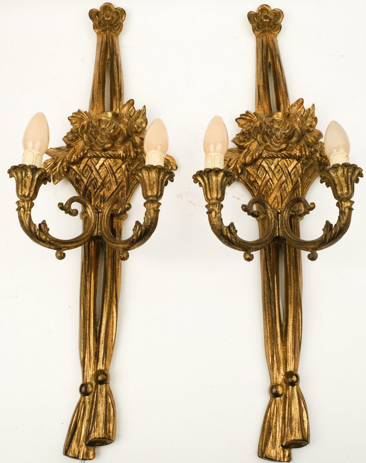 19e eeuwse spiegel Louis Seize stijl