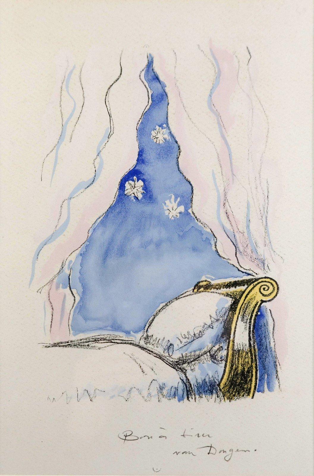 Kees van Dongen (1877-1968) - La Princesse de Babylone