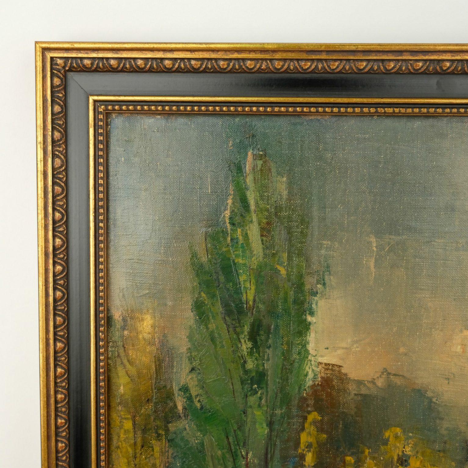 Walther Neuhof (1904-1982) - De Geulle bij Meerssen