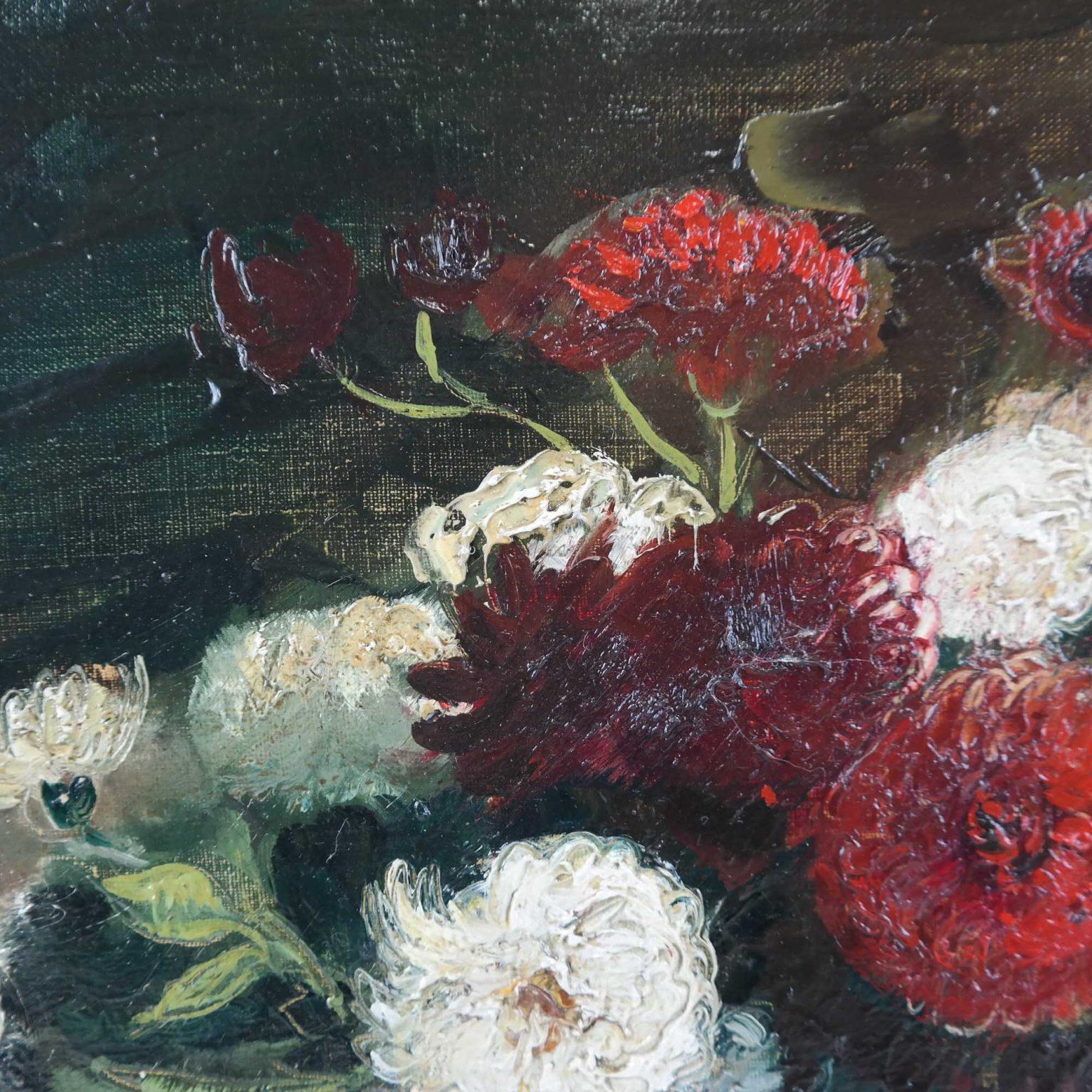 Isidoor Boerewaard (1893-1972) - Bloemstilleven
