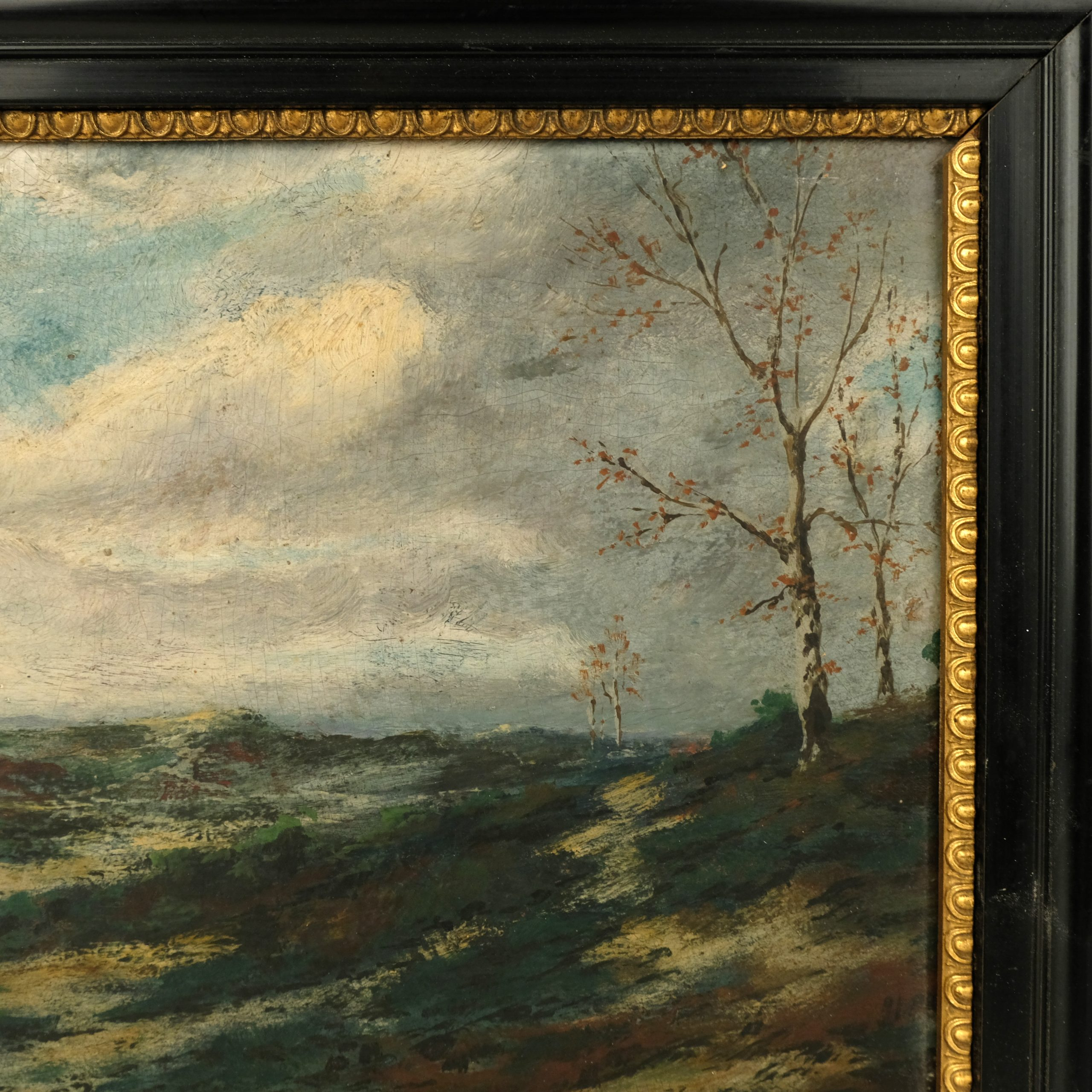 Hendrik Petrus Berlage (1856-1934) - Landschap met berken